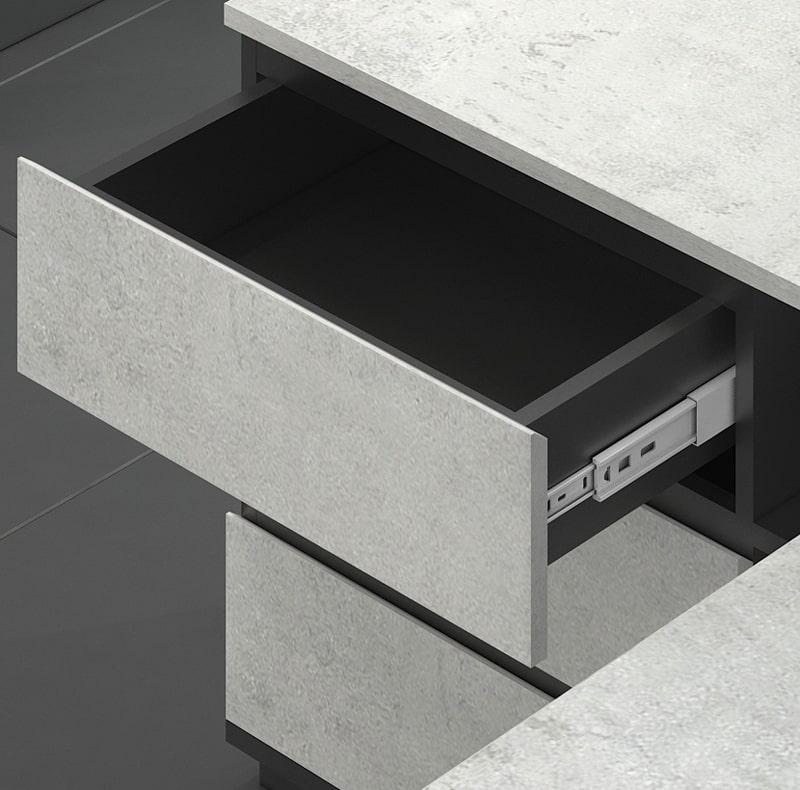 Urban Concrete Workspace